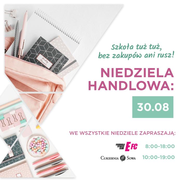 J157 Panorama Niedziela handlowa 30.08.2020_1080x1080 WWW Post