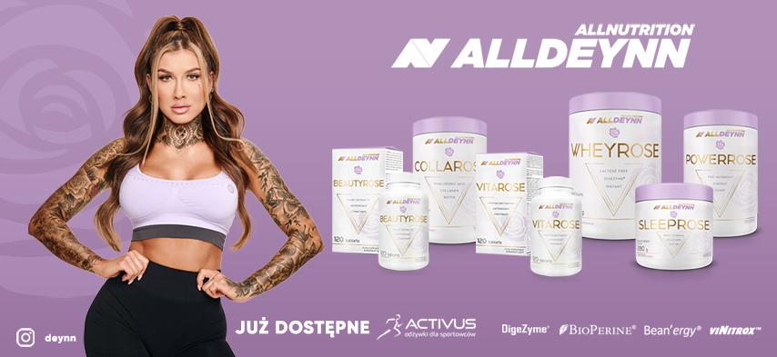 Premiera nowej linii produktów ALLDEYNN w ACTIVUS